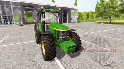 John Deere 7810 v2.0 für Farming Simulator 2017