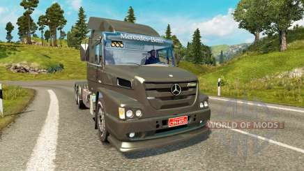 Mercedes-Benz Atron 1635 pour Euro Truck Simulator 2