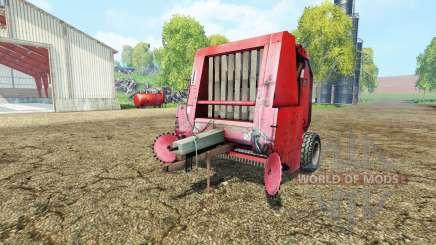 Hesston 5580 v1.1 pour Farming Simulator 2015