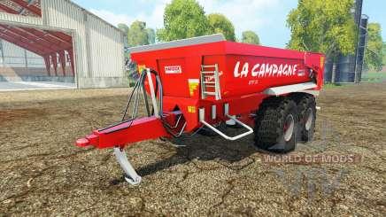 La Campagne BTP 24 v1.1 pour Farming Simulator 2015