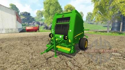 John Deere 864 Premium washable pour Farming Simulator 2015