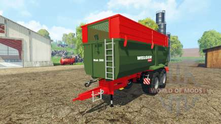 Welger Muk 300 pour Farming Simulator 2015