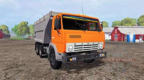 KamAZ-55111 für Farming Simulator 2015