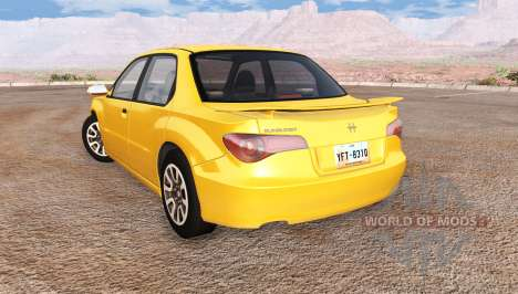 Hirochi Sunburst V6 pour BeamNG Drive