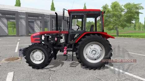 Le biélorusse 1025.5 pour Farming Simulator 2017