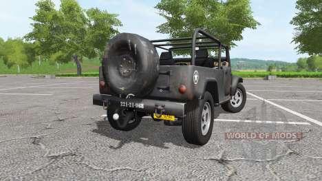 Jeep Wrangler pour Farming Simulator 2017