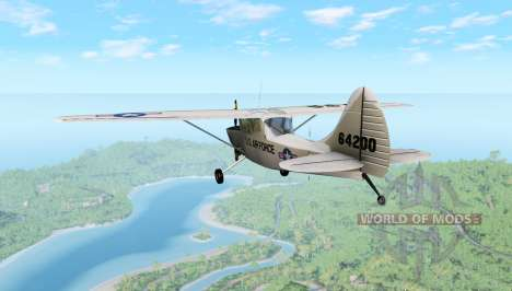 Cessna L19 pour BeamNG Drive