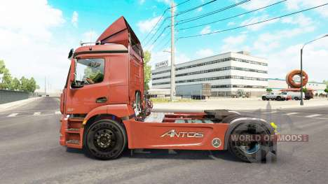 Mercedes-Benz Antos 1840 pour American Truck Simulator
