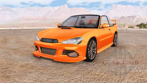 Hirochi Sunburst Sport RS pour BeamNG Drive