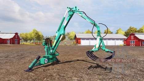 TROLL-350 für Farming Simulator 2013