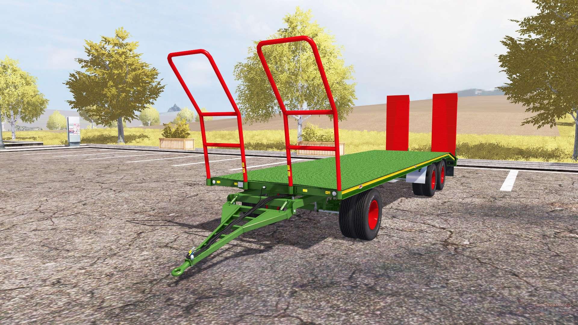 Rimorchi randazzo pa 97 i v1 1 pour farming simulator 2013 for Rimorchi randazzo