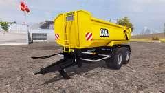 Peecon Cargo 320-160 pour Farming Simulator 2013