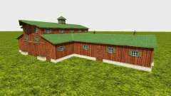 American barn pour Farming Simulator 2015