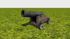 Cannon für Farming Simulator 2015