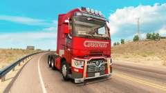 Renault T-Series v6.2 pour American Truck Simulator
