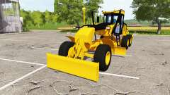 Caterpillar 140M v2.0 für Farming Simulator 2017