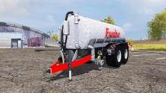 Fuchs tank manure v2.0 pour Farming Simulator 2013