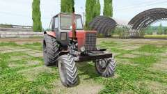 Le biélorusse MTZ 82 v3.1