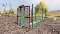 Logging platform für Farming Simulator 2013