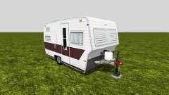 Camping trailer pour Farming Simulator 2015
