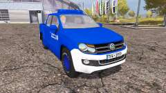 Volkswagen Amarok Double Cab THW