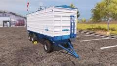 Casella tipper trailer
