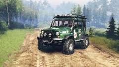 УАЗ 31514 TrophyStorm
