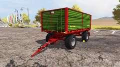 Fortuna K180-5.2 für Farming Simulator 2013