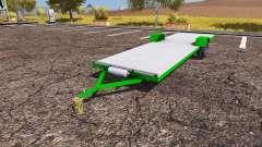 STS trailer platform für Farming Simulator 2013