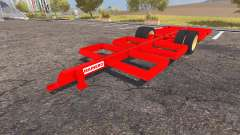 Mainero bale trailer für Farming Simulator 2013