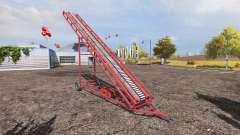 Conveyor belt v2.0