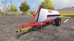 Tank manure v2.0 pour Farming Simulator 2013