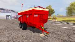 Alein tipper trailer pour Farming Simulator 2013