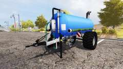 Water tank pour Farming Simulator 2013
