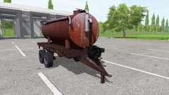 Trailer tank für Farming Simulator 2017