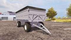 Fortschritt HW 80.11 pour Farming Simulator 2013