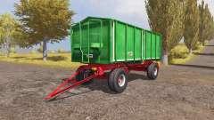 Kroger Agroliner HKD 302 multifruit v1.1 pour Farming Simulator 2013