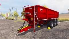 Krampe Big Body 900 S pour Farming Simulator 2013