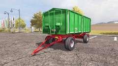 Kroger Agroliner HKD 302 multifruit pour Farming Simulator 2013