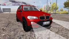 BMW X5 4.8i (E70) pour Farming Simulator 2013