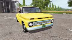 Chevrolet C10 Fleetside 1966