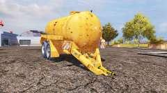 STS MV5-014 yellow