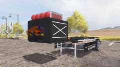 Hook lift trailers pour Farming Simulator 2013