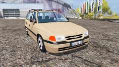 Opel Astra Caravan (F)