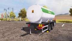 Trailer diesel v2.0 für Farming Simulator 2013
