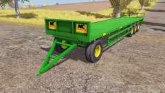 NC Engineering bale trailer