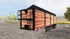 Tipper semitrailer für Farming Simulator 2013