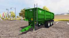 Krampe Big Body 900 S multifruit v1.7 pour Farming Simulator 2013
