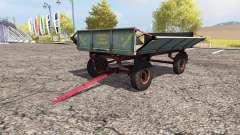 PTS 4 tycovka pour Farming Simulator 2013