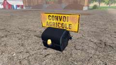 Weight New Holland für Farming Simulator 2015